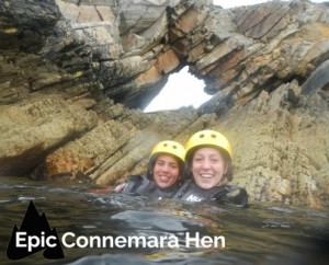 Epic Ireland Connemara Hen Party