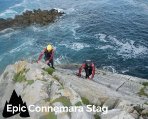 Epic Ireland Connemara Stag Party